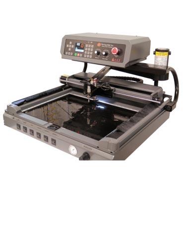 Model 400 Engraving