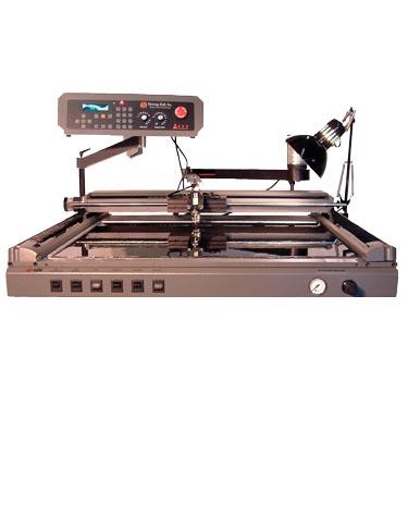 Model 600 Engraving